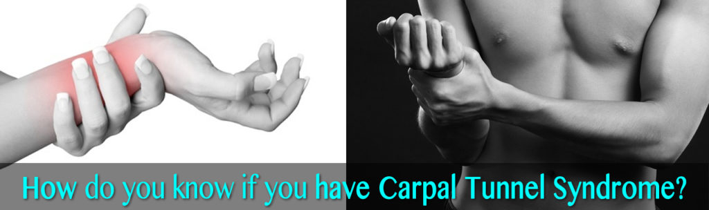 How do you know if you have carpal tunnel syndrome, New Orleans residents?
