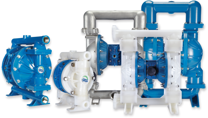 Have You Heard About Finish Thompson Diaphragm Pumps in GA?
