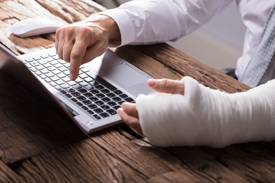 workplace-related injury