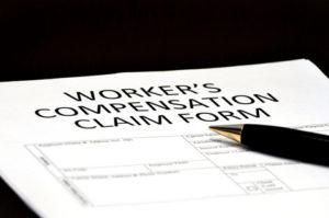 Worker's Compensation Claim Form